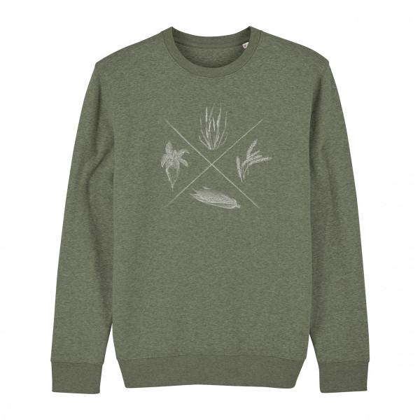 #4Jahreszeiten Unisex Sweatshirt