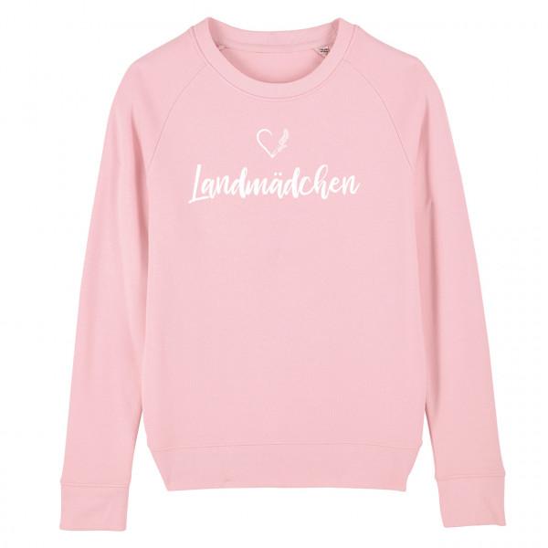 #Landmädchen Damen-Sweatshirt
