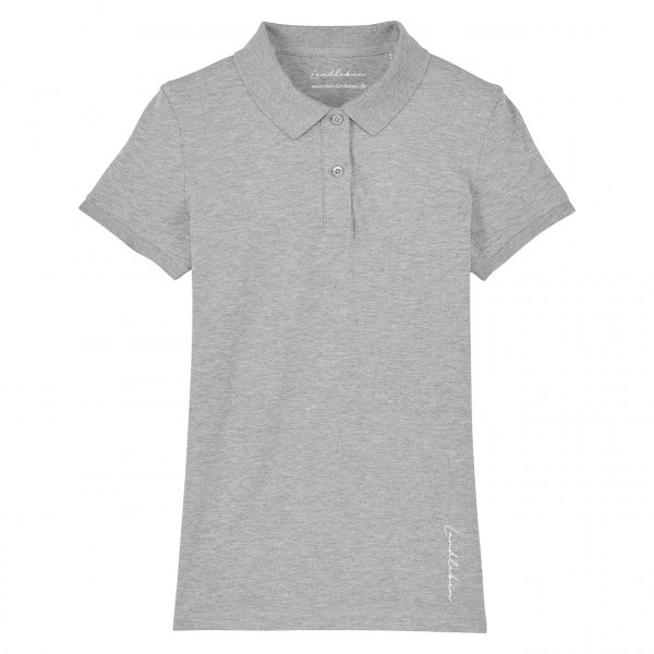 #Landleben Damen Poloshirt