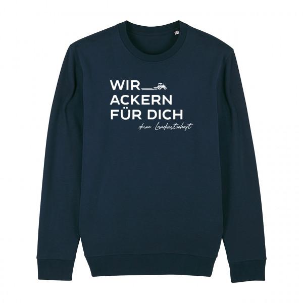 #WirAckern Unisex Sweatshirt