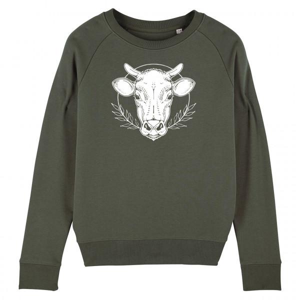 #Kuhles Damen-Sweatshirt