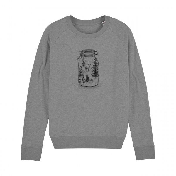 BLANDSKOG #CollectedMoments Damen-Sweatshirt