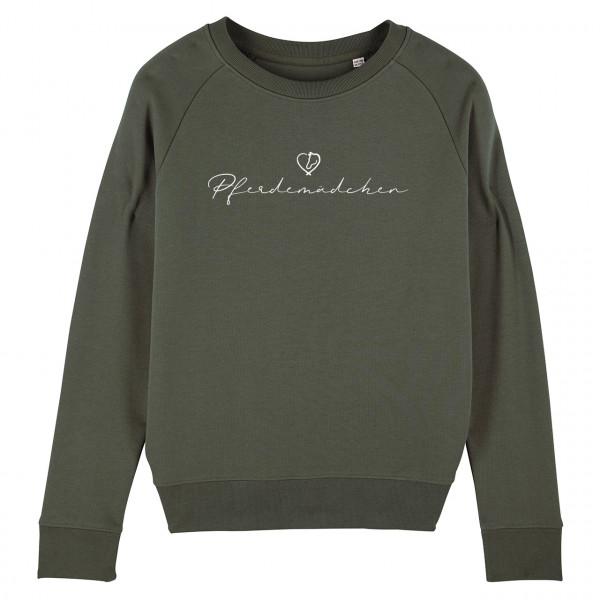 Tilda SPORTS #Pferdemädchen Damen-Sweatshirt