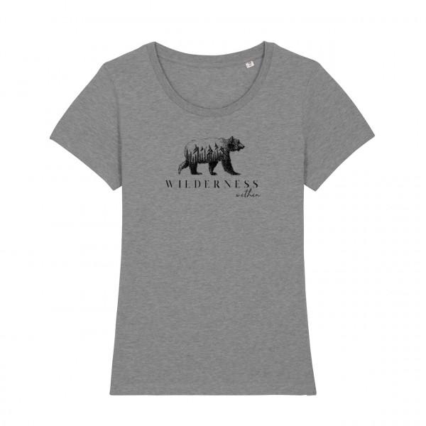 BLANDSKOG #Wilderness Damenshirt