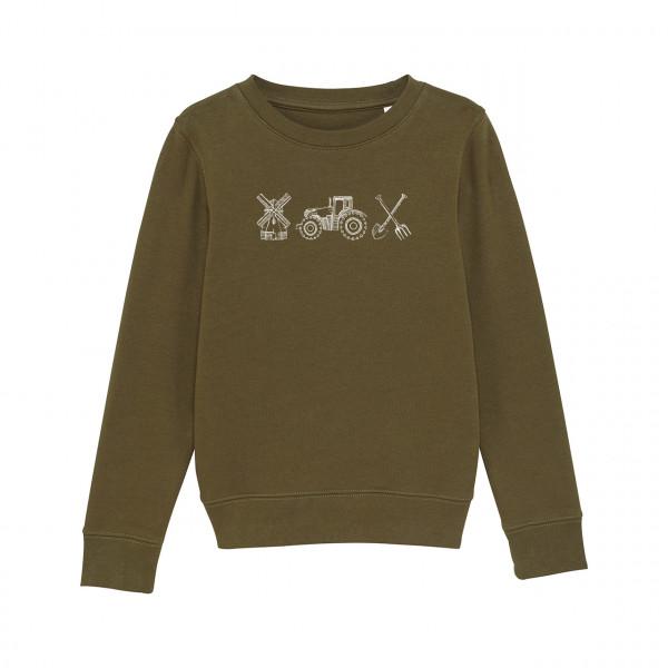 #Farmlife Kinder Sweatshirt