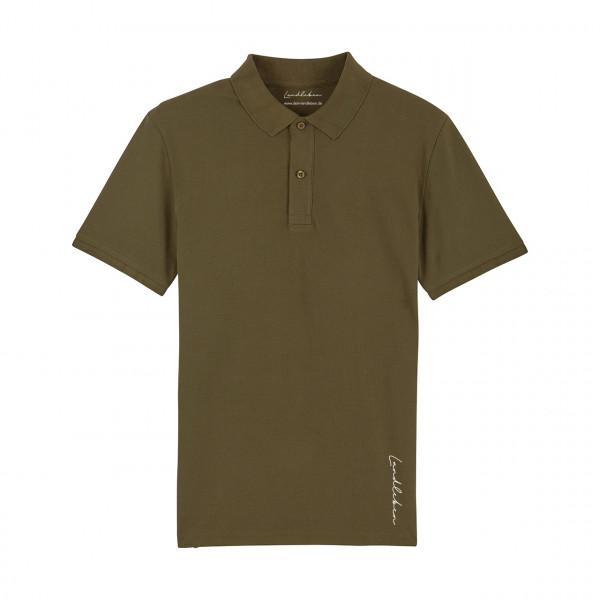 #Landleben Unisex Poloshirt
