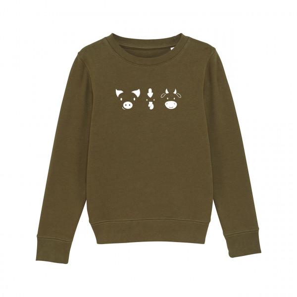 #Hoftier Kinder Sweatshirt