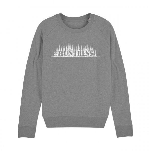 BLANDSKOG #Huntress Damen-Sweatshirt