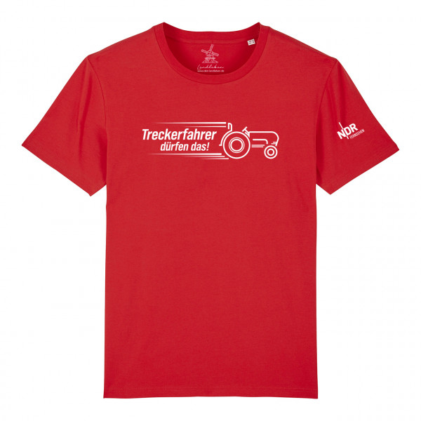 #Treckerfahrer Unisex T-Shirt