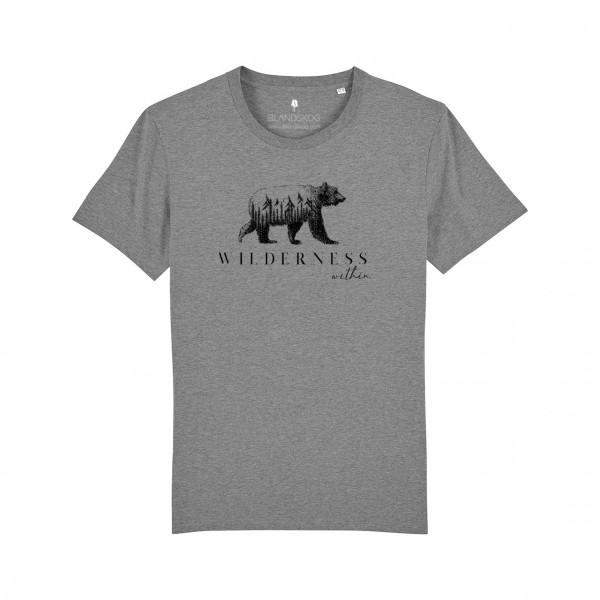 BLANDSKOG #Wilderness Unisex T-Shirt