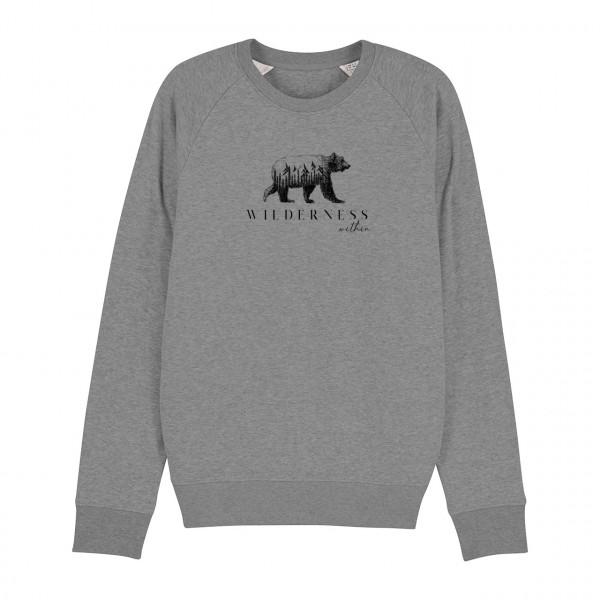 BLANDSKOG #Wilderness Unisex Sweatshirt