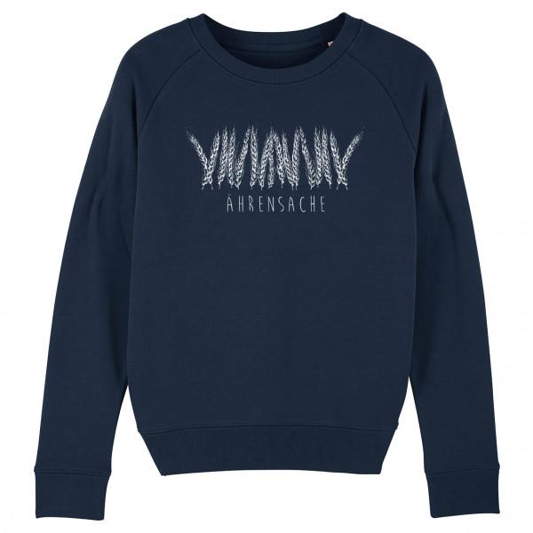 #Ährensache Damen-Sweatshirt