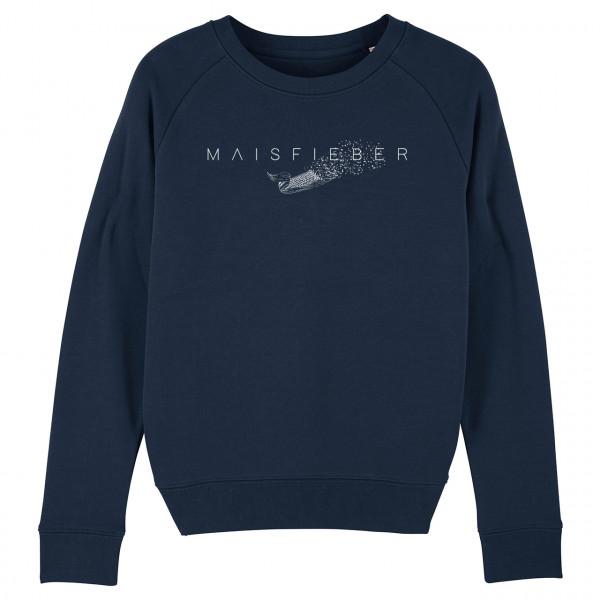 #Maisfieber Damen-Sweatshirt
