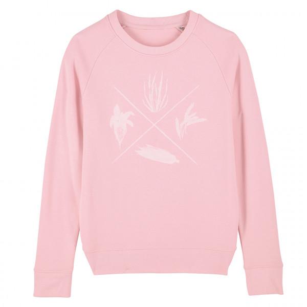 #4Jahreszeiten Damen-Sweatshirt